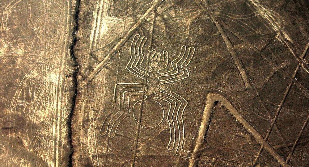 Nazca lines, Peru, South America