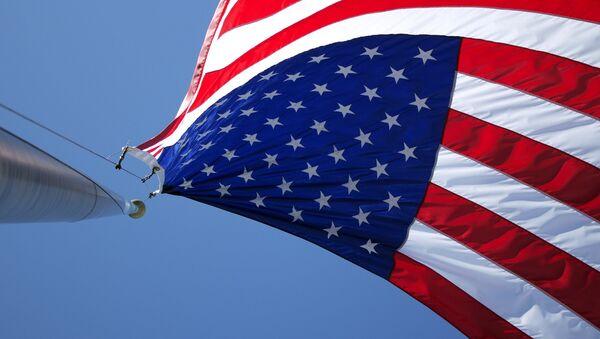 The US flag - Sputnik International