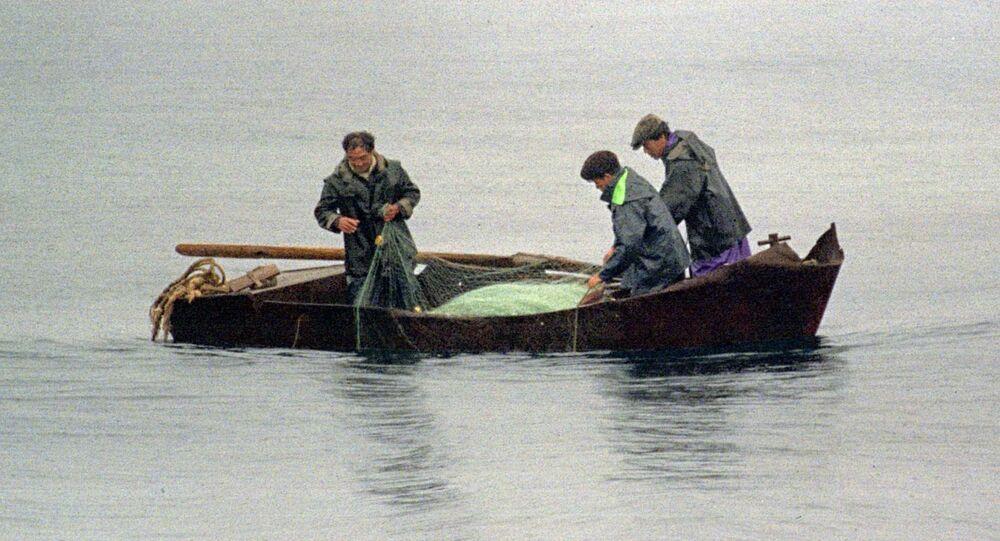 North Korean fishermen (File)