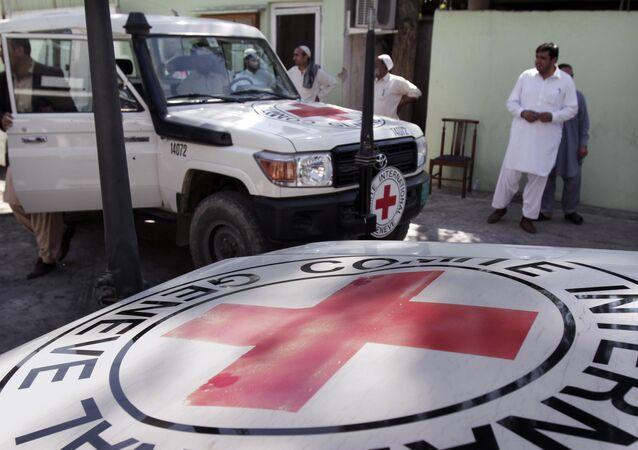 International Red Cross. Afghanistan (File)