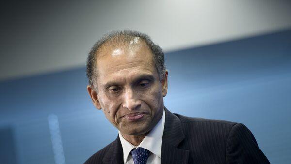 Pakistani Foreign Secretary Aizaz Ahmad Chaudhry (File) - Sputnik International