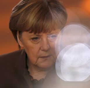 German Chancellor Angela Merkel attends the weekly cabinet meeting in Berlin, Germany, December 21, 2016.