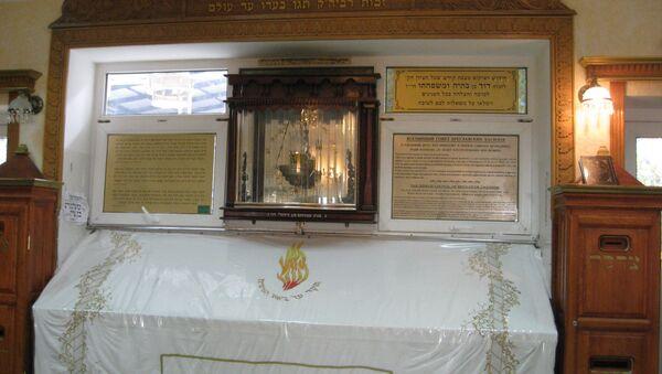 The Tomb of Rabbi Nachman of Breslov in Uman, Ukraine - Sputnik International
