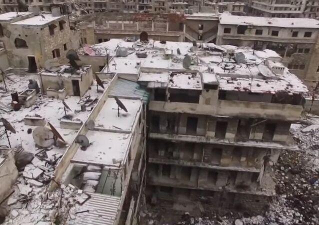 Winter Comes to Aleppo