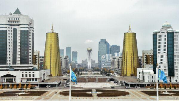 The city of Astana - Sputnik International