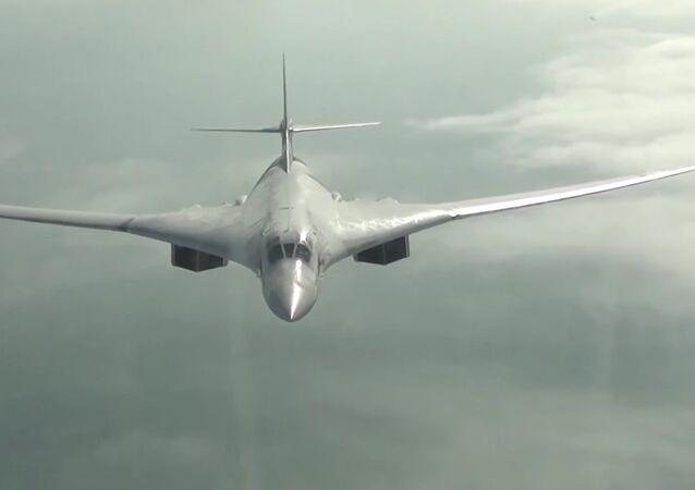 Russia Celebrates Long Range Aviation Day