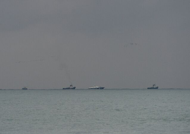 A Russian military plane crashed in the Black Sea