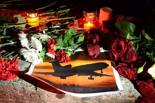National Tragedy: Deadly Crash of Russian Defense Ministry's Tu-154 Plane in Black Sea - Sputnik International