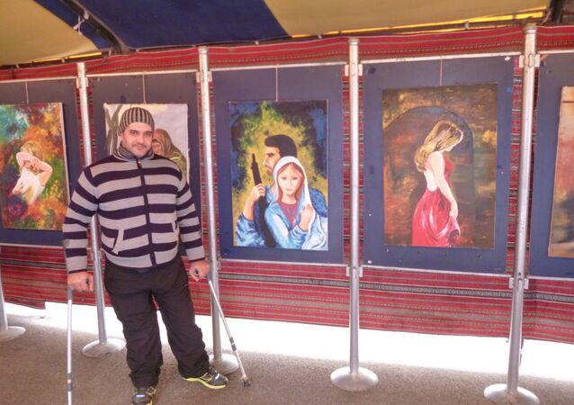 The art of Shadi Suleiman
