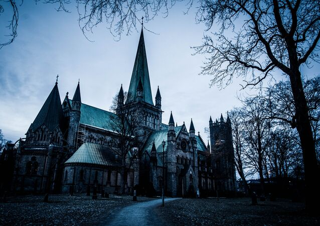 Nidaros Cathedral is a Church of Norway cathedral located in the city of Trondheim in Sør-Trøndelag country, Norway