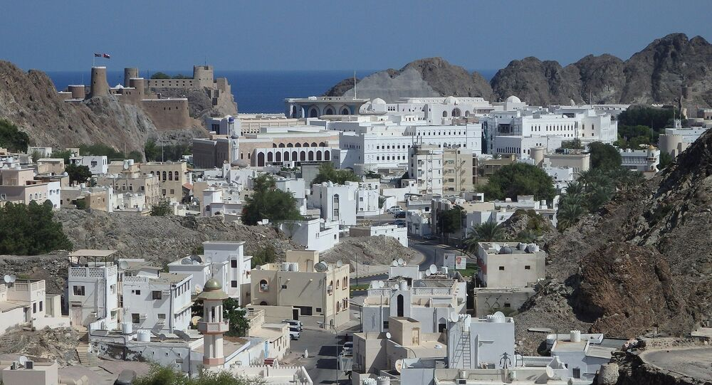 Muscat, Old city. Oman