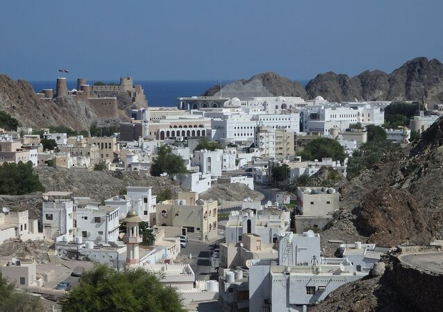Muscat, Old city. Oman
