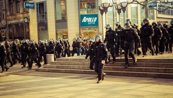 Hesse Police - Sputnik International