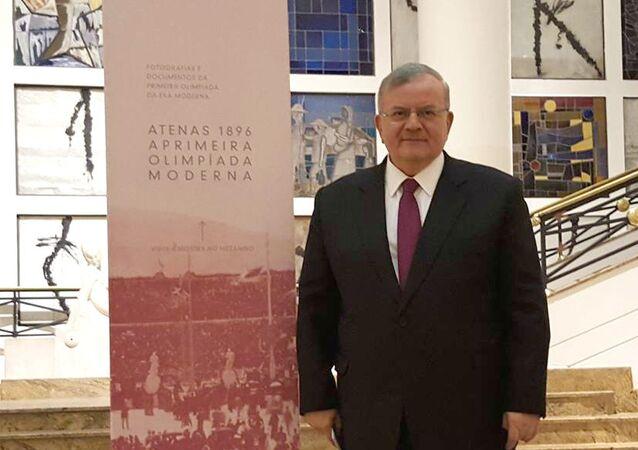 Greek Ambassador to Brazil Kyriakos Amiridis