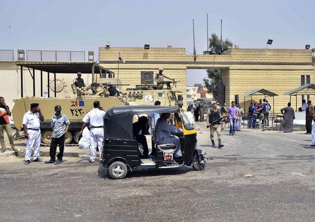 Egyptian prison. (File)