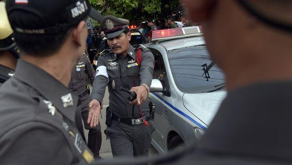 Thai Policemen. (File) - Sputnik International