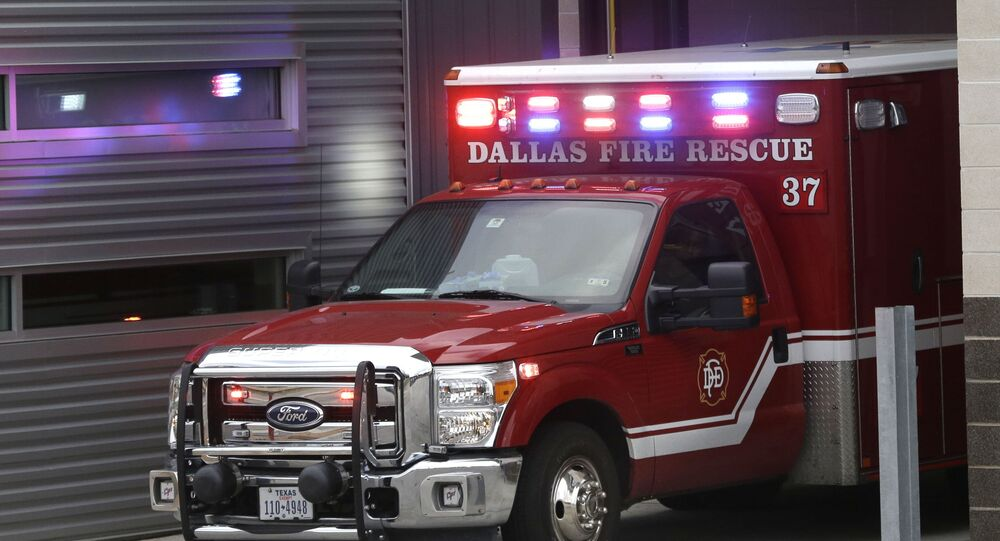 At least four children were killed and six more were hospitalized by a poisonous pesticide in the southern US city of Amarillo, local media reported.