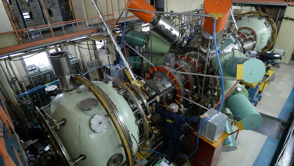 Plasma studies facilities at Institute for Nuclear Physics, Novosibirsk - Sputnik International