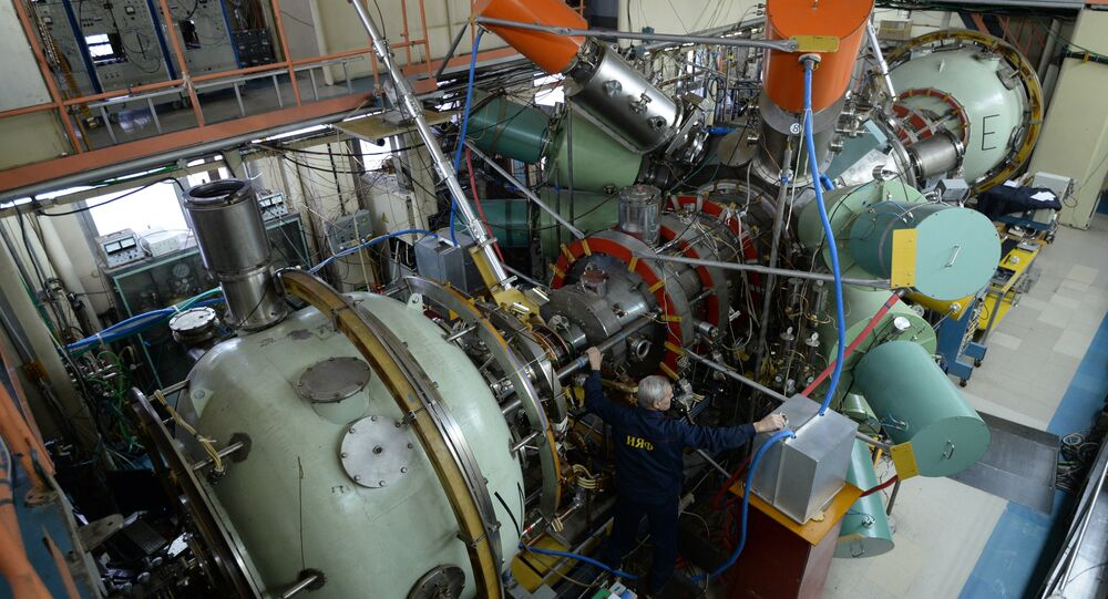Plasma studies facilities at Institute for Nuclear Physics, Novosibirsk