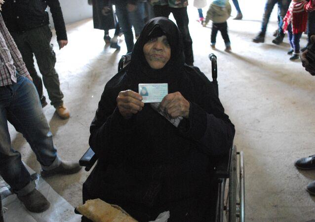 Fatima Muhammed Najar