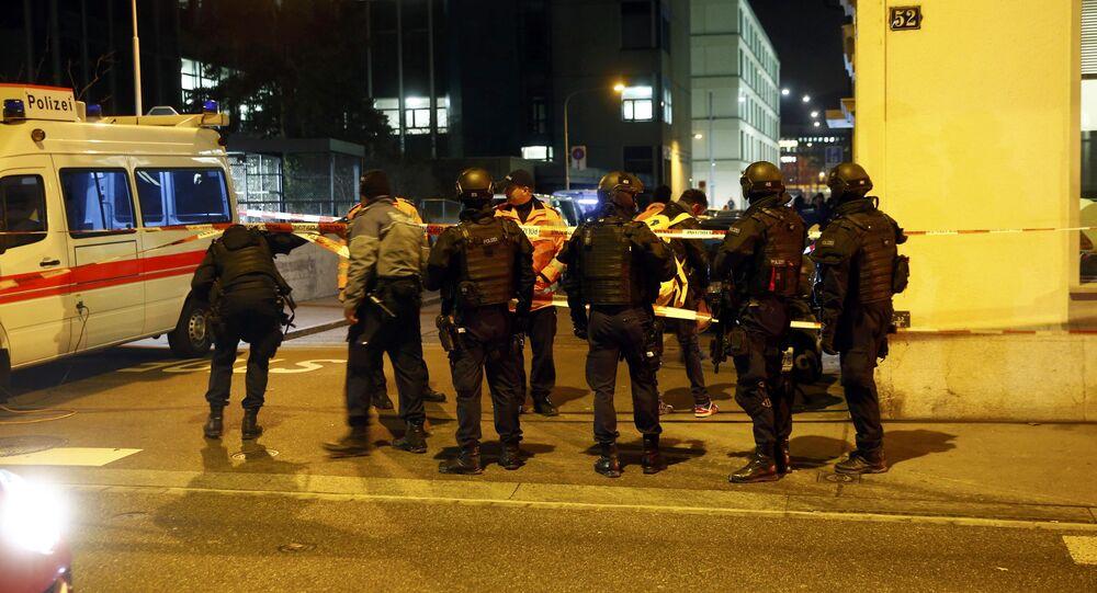 Swiss police (File)