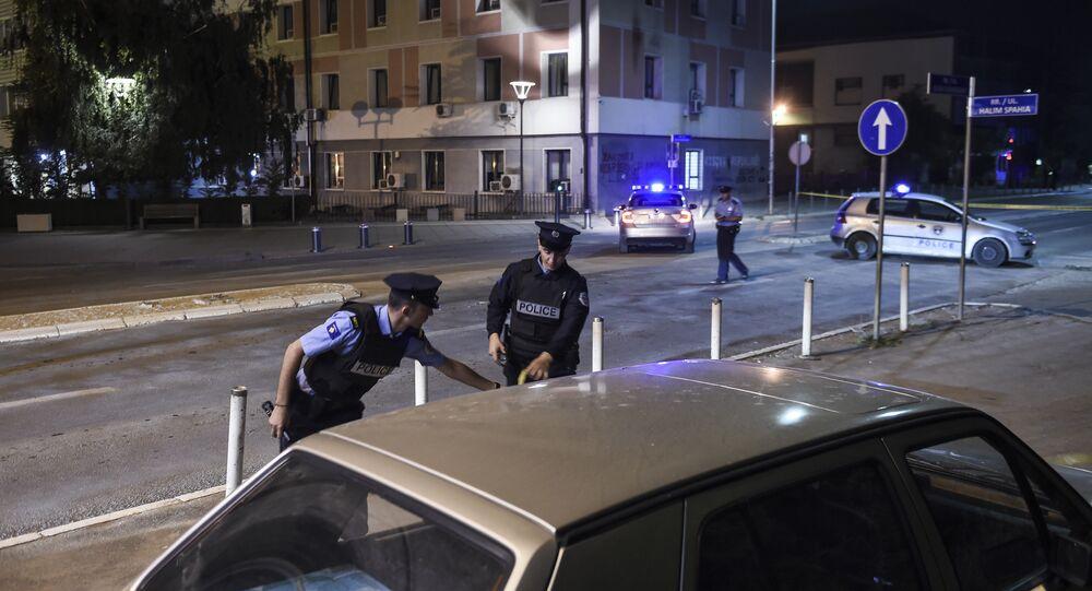 Kosovo police (File)