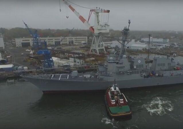 DDG 115 USS Rafael Peralta