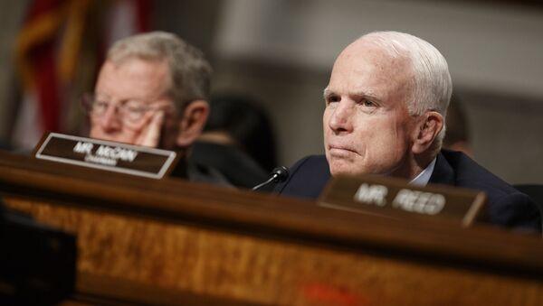 John McCain - Sputnik International