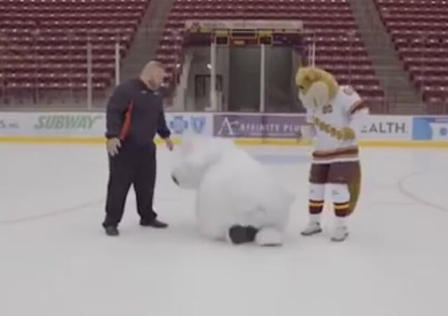 White Bear Mitsubishi - Gopher Hockey Outtakes - White Bear On Ice