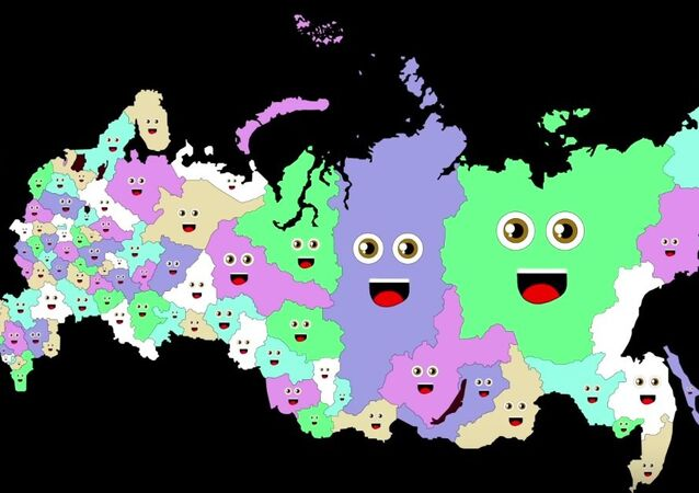 Kids Learning Tube, an American educational YouTube channel targeted at younger viewers, has posted a video which includes Crimea among the 85 regions of the country