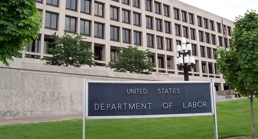 U.S. Department of Labor headquarters in Washington, D.C.