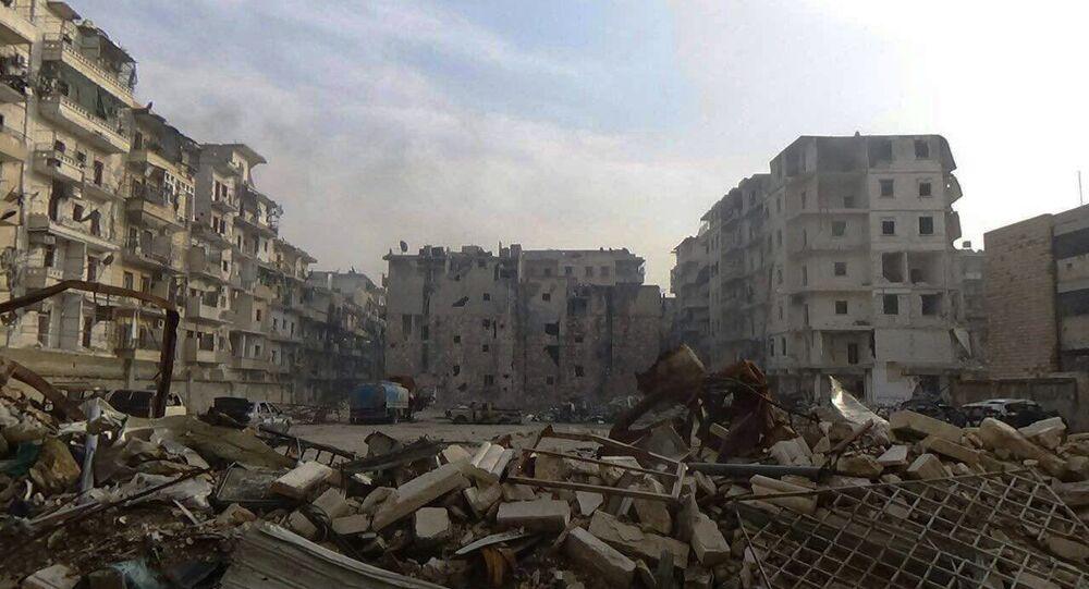 Al Soukari, the last liberated district in Eastern Aleppo