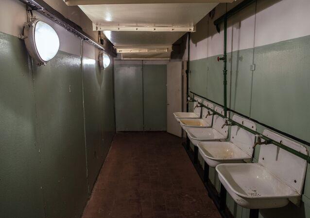 A bomb shelter. (File)