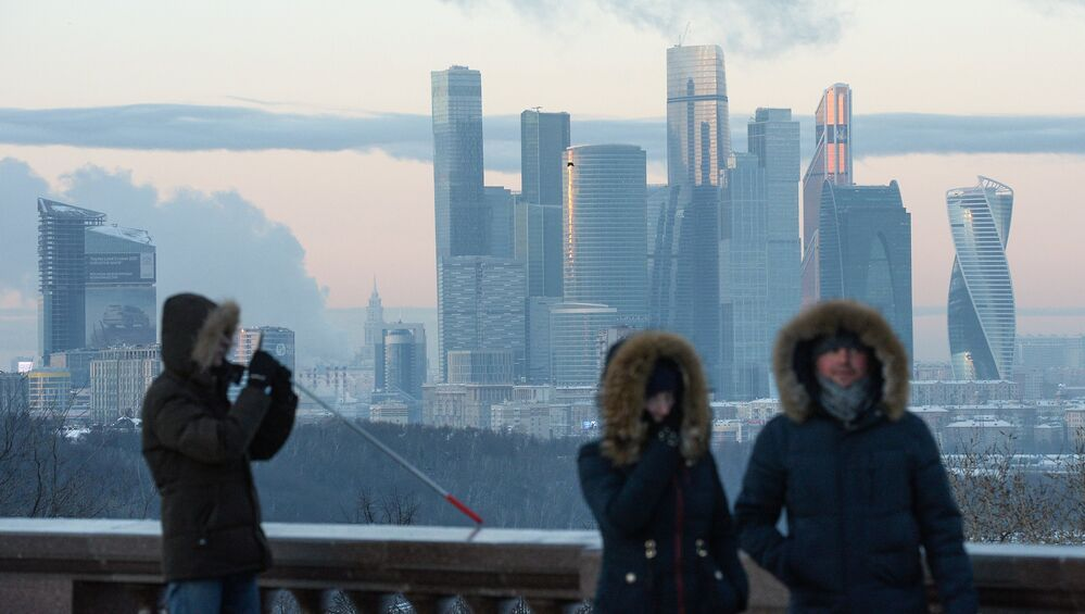 Coldest in Over 100 Years: Moscow Celebrates Christmas With a Shiver