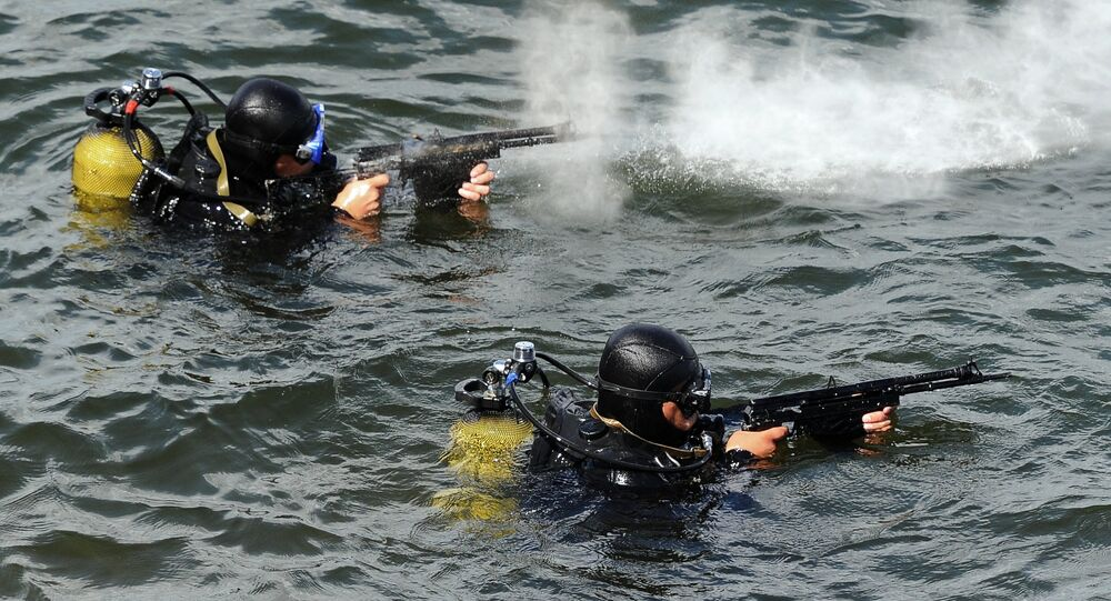 Russian Federal Security Service holds training in Chelyabinsk Region