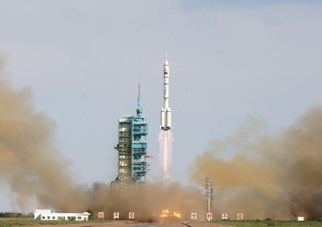 Jiuquan space centre in the Gobi Desert in Jiuquan, northwest China's Gansu. (File)