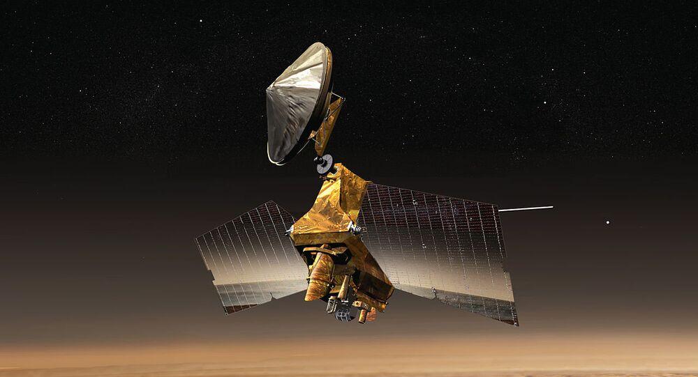 Mars Reconnaissance Orbiter at Nilosyrtis