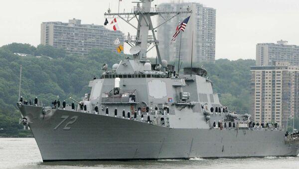 USS Mahan - Sputnik International