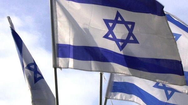 The flag of Israel - Sputnik International