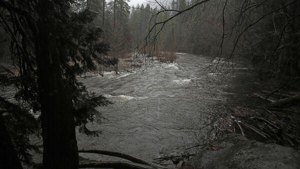 Severe flooding in California and Nevada - Sputnik International