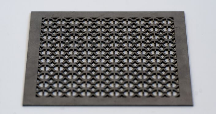 Metamaterial, which can make combat vehicles invisible