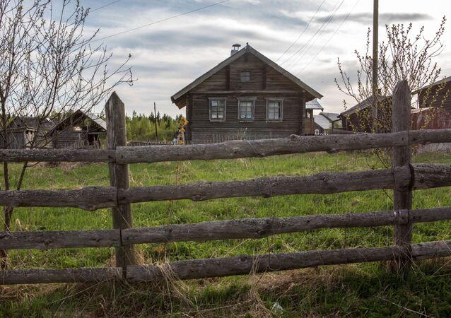 Meet Kinerma, the Most Beautiful Village in Russia