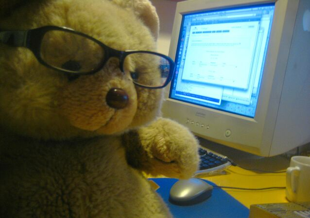 Russian hacker bear