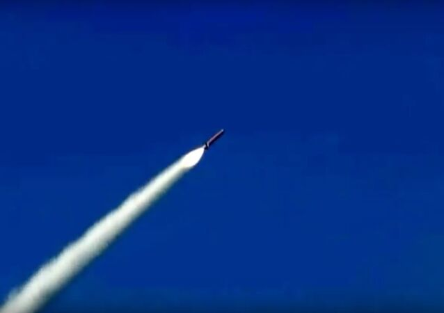 Pakistan successfully test fired first Submarine launched Cruise Missile Babur-3