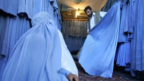 A burqa shop - Sputnik International