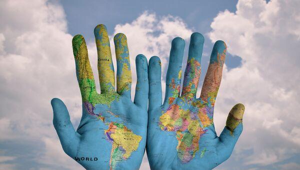 World map - Sputnik International