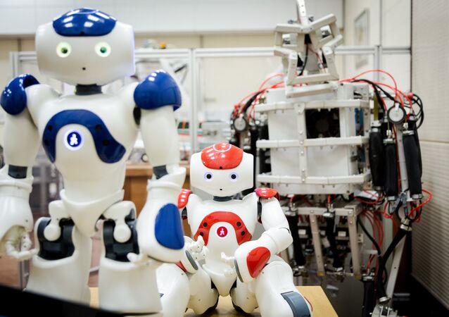 Salford Institute for Dementia robots