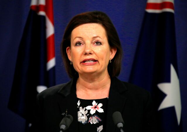 Australia's Health Minister Sussan Ley (File)