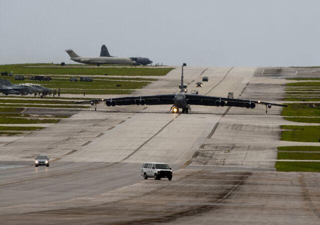 Andersen Air Force Base, Guam