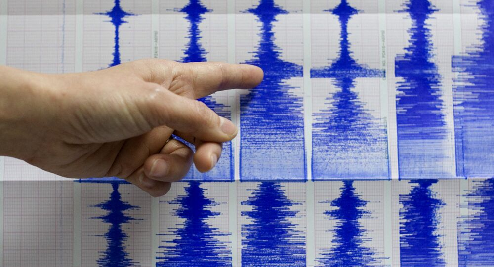 Powerful quake hits off Alaska coast, triggering tsunami warning
